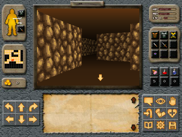 Old First Person Rpg Old Style First Person Rpg